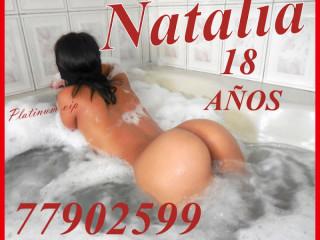 BELLA NATALIA DE 18 AÑOS