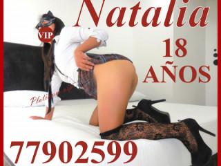 INCREIBLE VIP NATALIA DE 18 AÑOS