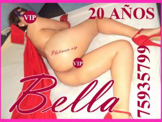 DISCRETA Y BELLA VIP DE 20 AÑOS